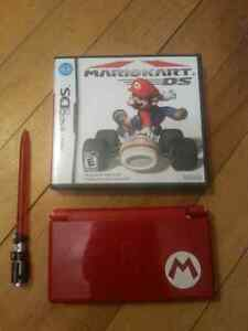Limited  Edition  Mario DS + Mario Kart DS