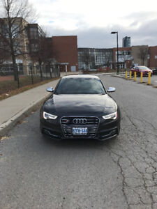 2013 Audi S5 3.0T Quattro Fully Loaded No Accident