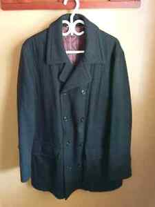 Matinique wool coat, warm! Amazing deal!