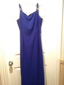 Gorgeous blue formal dress London Ontario image 1