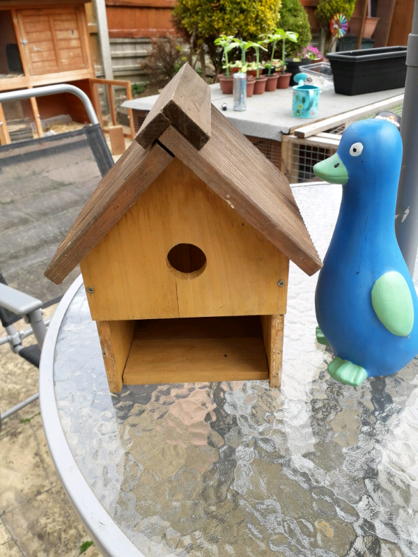 Fantastic Brand New Bird House Duck In Leicester Leicestershire Gumtree Home Interior And Landscaping Ferensignezvosmurscom