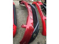 2012 Nissan Quashquai genuine front bumper rear also and headlights available can post