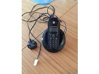 Motorola cordless landline phone