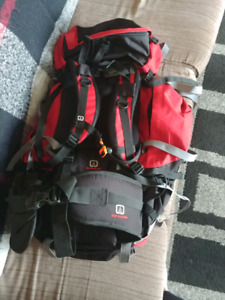 Outbound hiking backpack