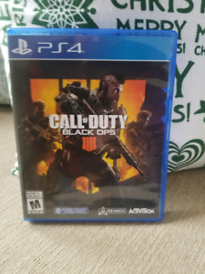 Call of Duty Black Ops  PS4. $40