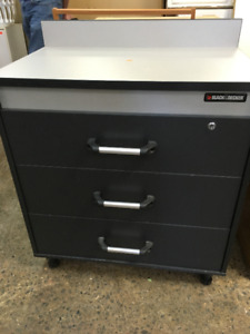 Black and Decker Toolbox/Workbench