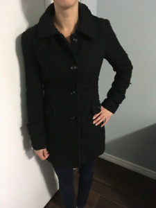 XS Womens black jacket