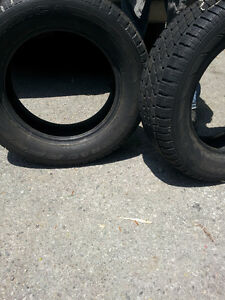 "4-16"" P-205-60 YOKOHAMA TIRES FOR SALE"