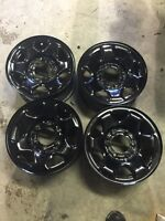 BIG SELECTION OF USED STEEL WINTER RIMS