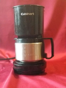 Cuisinart 4-cup Coffeemaker with Thermal Carafe
