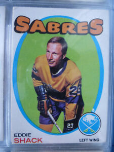 1971 O-PEE-CHEE NHL Hockey Cards -STARTER SET-117/264 cards