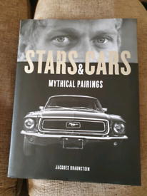 Stars and cars book new