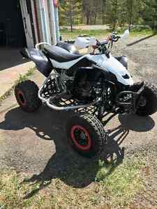 DS450 WITH TONS OF ADD ONS! Trade or cash NO DIRT BIKES !