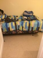 Twin bed Wolfville