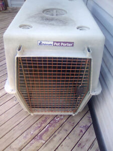 Pet Porter dog crate