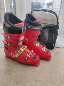 Salomon Men UK 10 Ski Boots