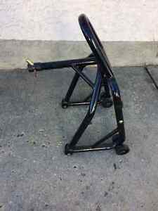 Motorcycle Head Lift Front Stand