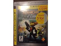 PlayStation 3 game Ratchet & Clank