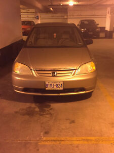 2002 HONDA CIVIC FOR SALE !!!