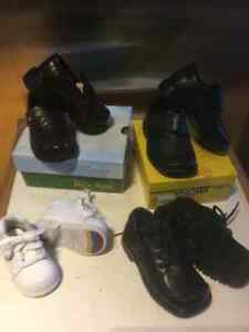 All childrens shoes brand new and never worn West Island Greater Montréal image 1