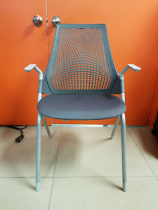 Fantastic Condition Herman Miller Sayl Guest Chairs
