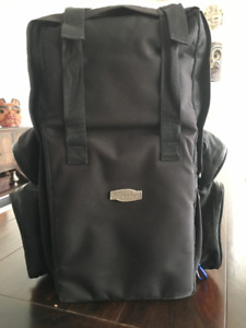 Ideal roll along motorcycle luggage
