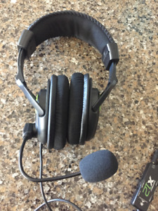 Turtle Beach X12 Headset and microphone for xbox 360