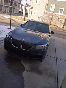 2012 BMW 750i Xdrive M Sport for sale with Extended Warranty
