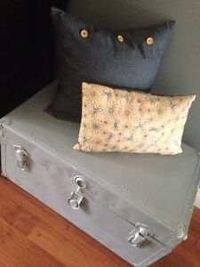 Shabby Steamer Trunk