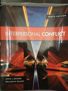 Interpersonal Conflict, 9th Ed