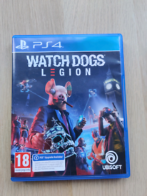 Watchdog Legion ps4/ps5