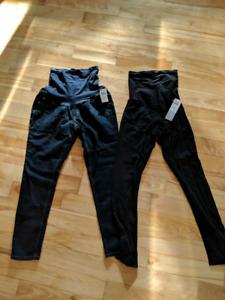 Motherhood Maternity jeans and leggings
