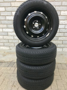 Tire with Steel Rime For Sale