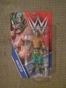 WWE Kalisto Basic Figure