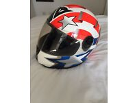 Dainese crash helmet