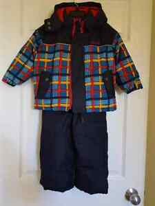 GUSTI Canada Snow suit Size 2T