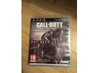 Call of duty(PlayStation 3)