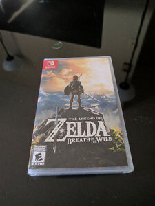 Zelda: Breath of the Wild - Still Sealed