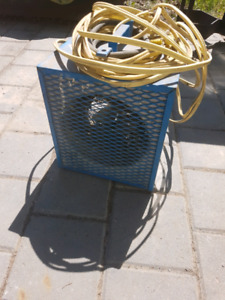 Large electric heater for sale.