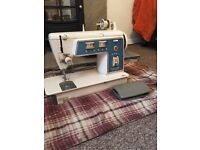 Singer touch and see 706 sewing machine