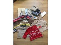 Boys bundle of clothes 9-12 months