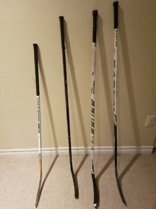 Kid and Junior Right/Left Hockey sticks