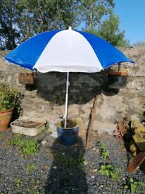 New parasol / Garden umbrella.