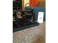 Jones d53 sewing machine singer antique vintage