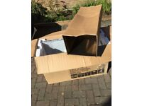 BRAND NEW in original packaging 90cm COOKER EXTRACTOR HOOD from WREN kitchens