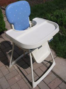 fisher and price high chair for sale