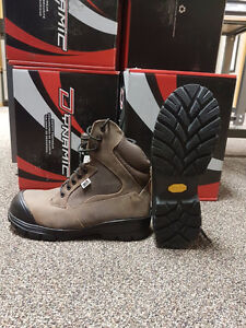 "Drave 6"" work boot"