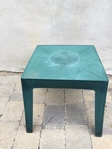 Patio table small