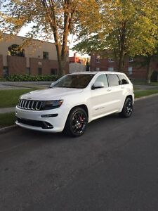 2014 Jeep Grand Cherokee SRT VUS
