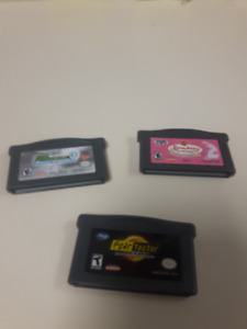 Game Boy Advance Games